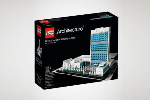 Architecture: UN Headquarters