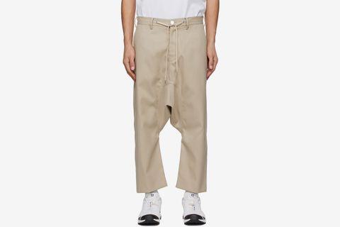 Sarouel Trousers