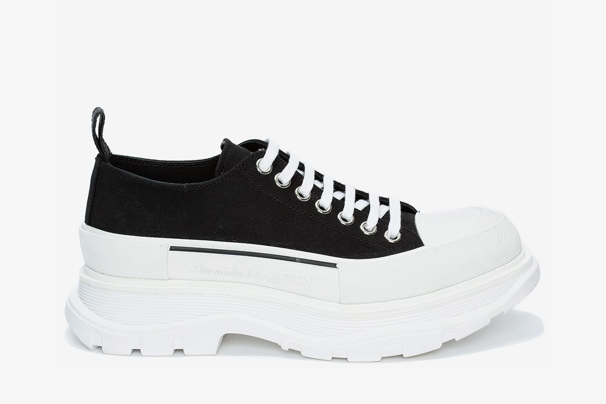 Alexander McQueen's $690 Tread Slick Is Business at the Top, Party on the Bottom 10