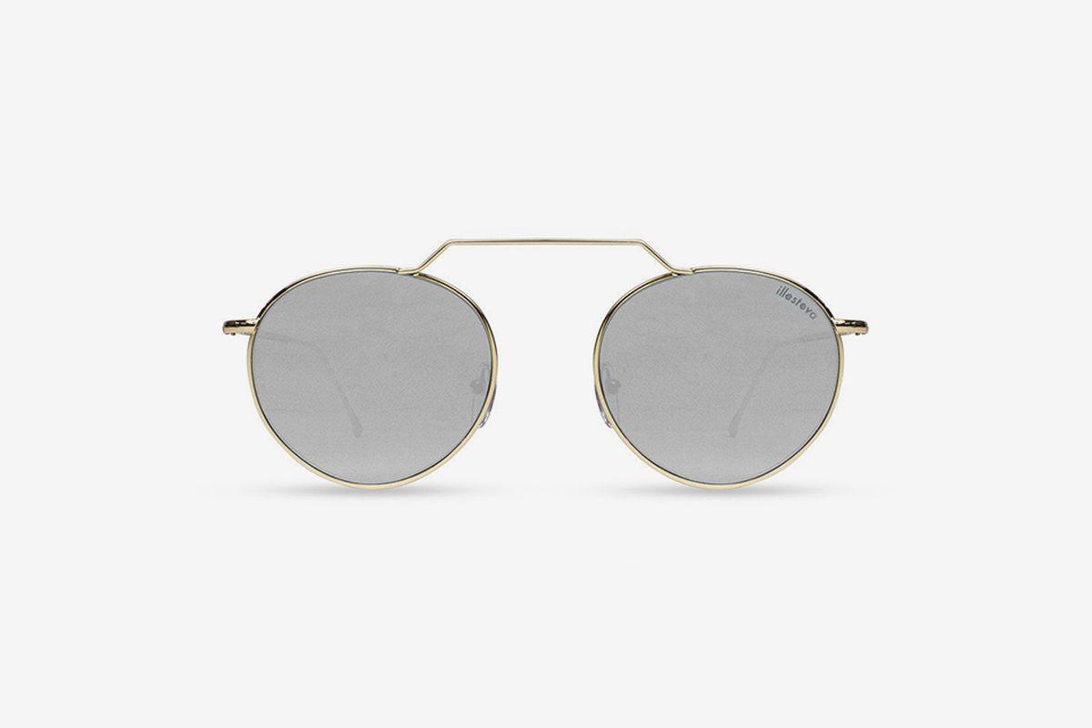 Wynwood II Mirrored Sunglasses