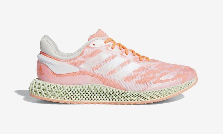 """adidas 4D Run 1.0 """"Signal Coral"""""""