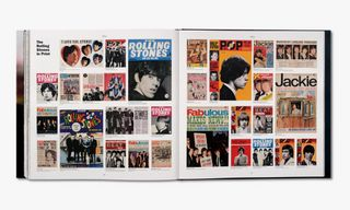 """Bill Clinton, Annie Leibovitz & More for the $5,000 """"The Rolling Stones"""" Book"""