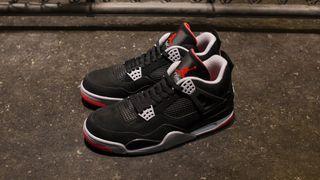 best website 1e615 f3670 Air Jordan 4 Black Red  Bred  2012 Retro Releases This Friday