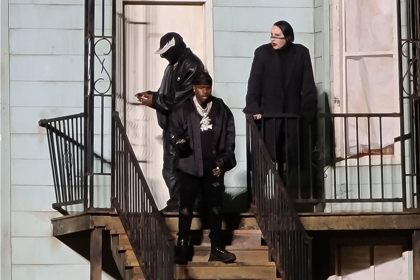 DaBaby Kanye West DONDA Chicago