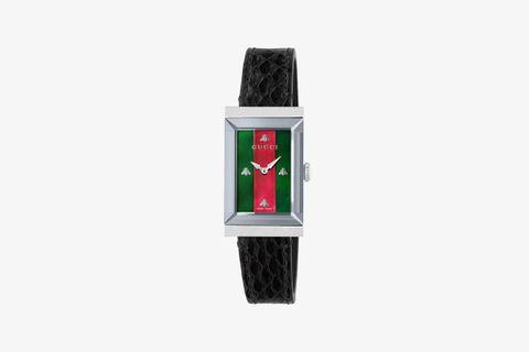 Gucci G-Frame Watch (Black Ayers)