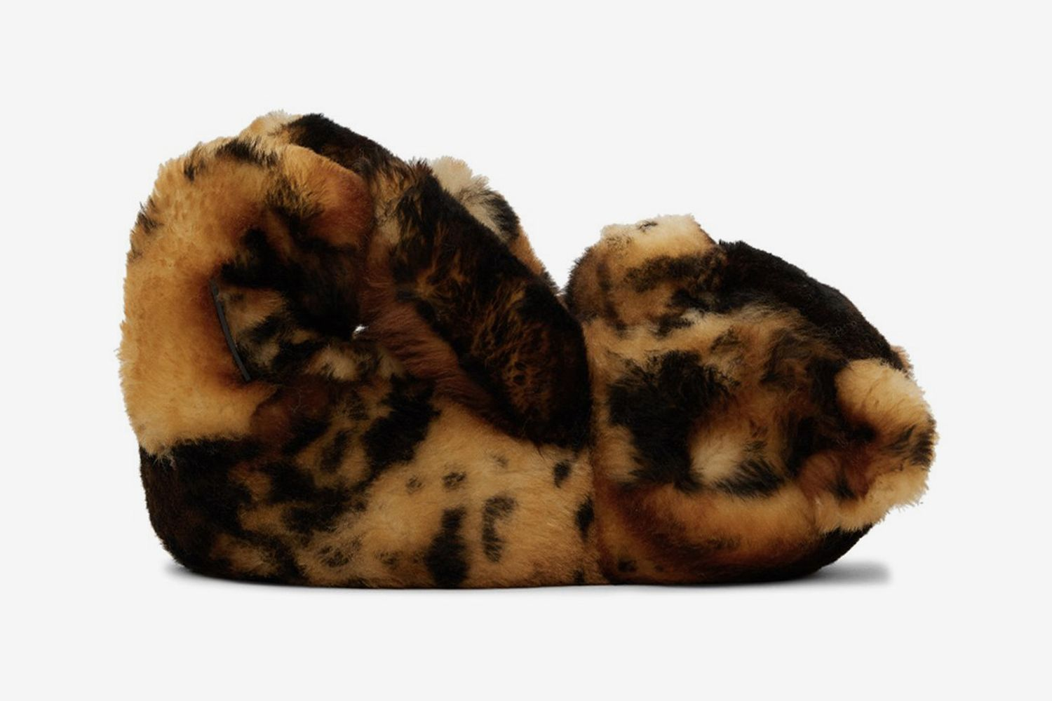Wild Cat Teddy Loafers