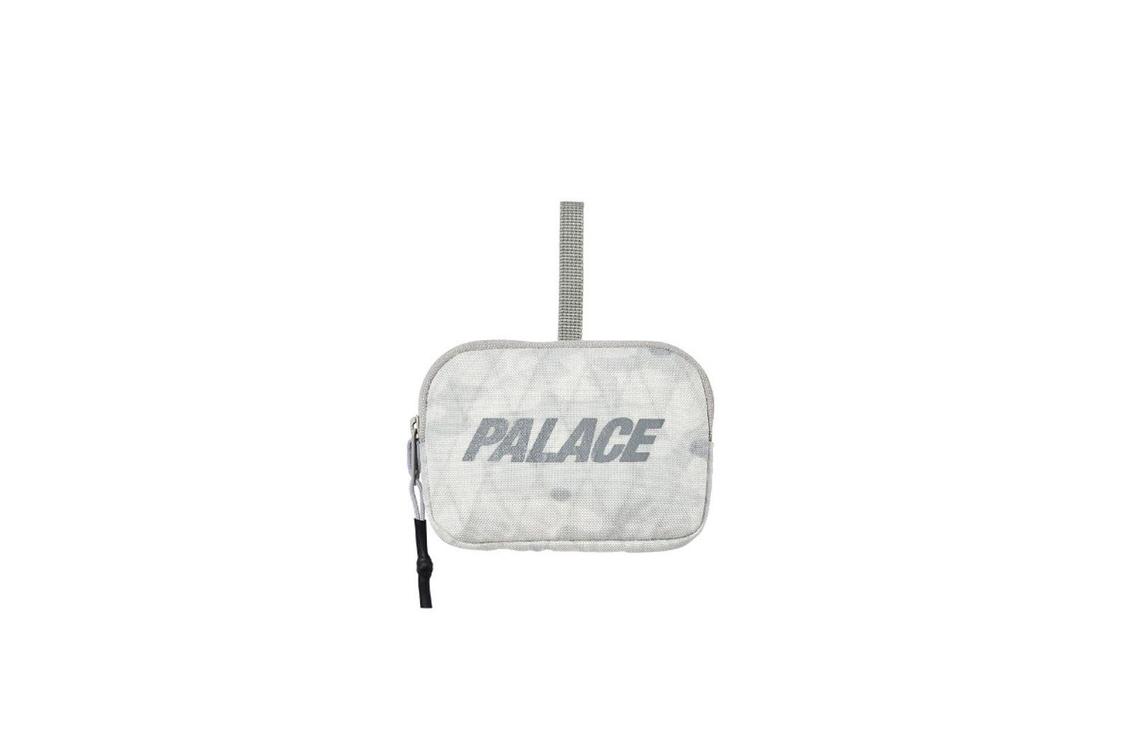 Palace 2019 Autumn Bag Flip Stash camo white 1995 TWEAKED