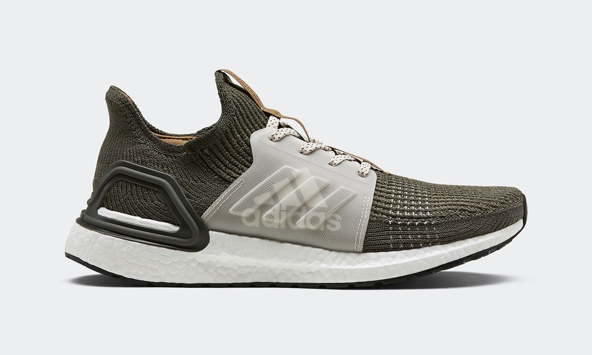 Wood Wood's adidas Ultraboost 19 Colorways Mimic Different Running Terrains