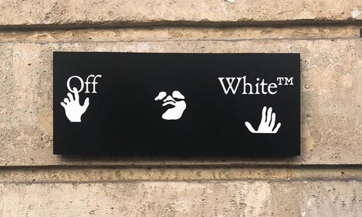 Off-White new logo