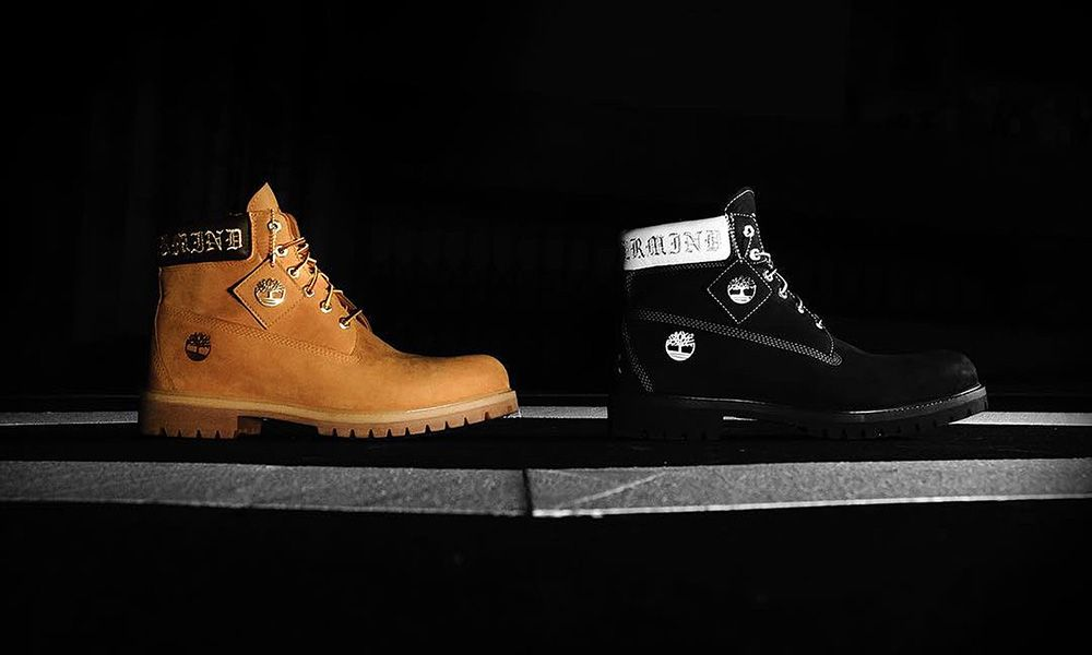 mastermind x Timberland Side Zip Boot: Official Release Info