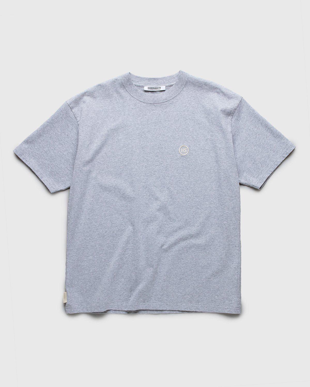 Highsnobiety — T-Shirt Grey - Image 1
