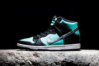 save off 939b1 39993 Nike SB Diamond Dunk Hi