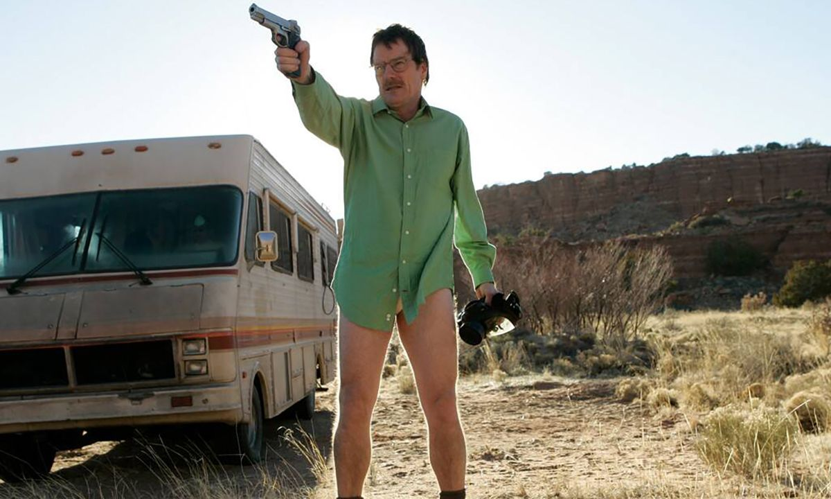 'Breaking Bad' Movie Has Already Been Filmed, According to Bob Odenkirk