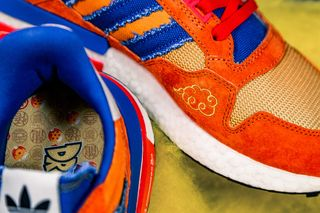 "b2d8fb63a How   Where to Buy the  Dragon Ball Z  x adidas ZX 500 RM ""Goku"" Today"