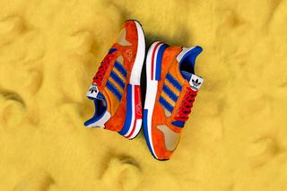 quality design 6db45 c85d2 Dragon Ball Z' x adidas ZX 500 RM