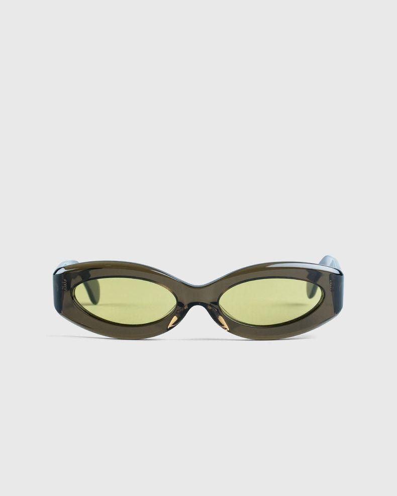 Port Tanger — Crepusculo Cardamom Warm Olive Lens