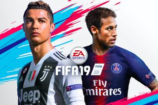 official photos b210e 94df4 Cristiano Ronaldo Dons Juventus Kit in Updated 'FIFA 19' Covers