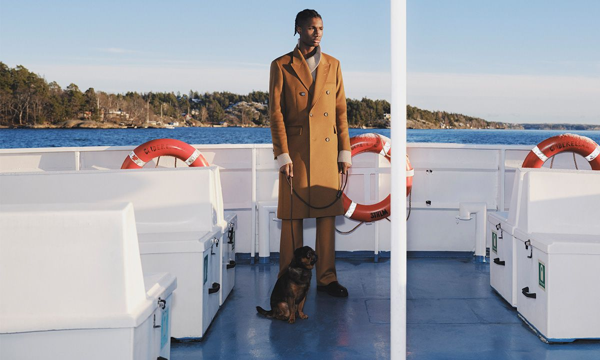 Tiger of Sweden's FW21 Collection Celebrates the Intricacies of Life