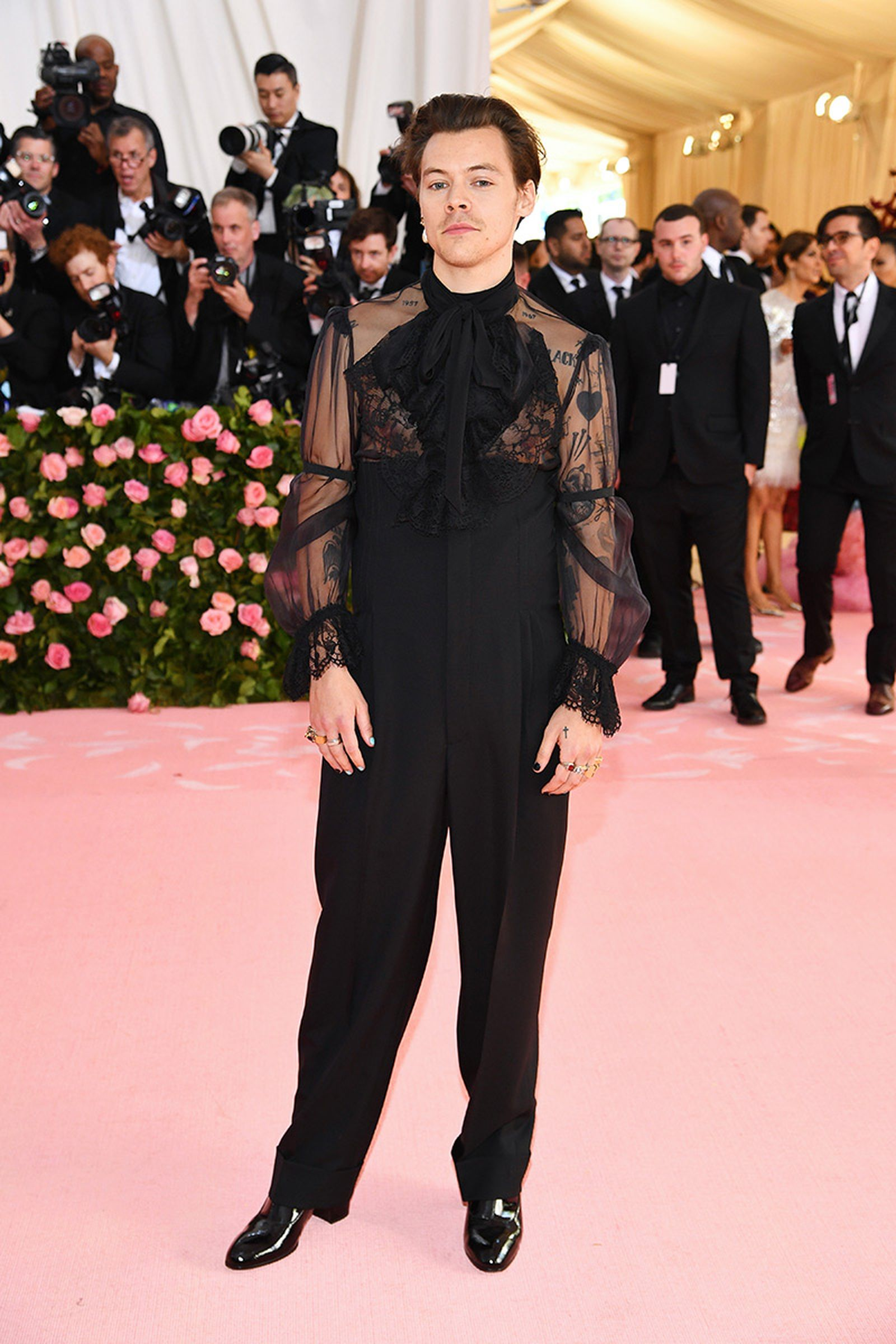 graeme main harry styles Met Gala 2019