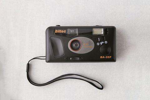 BA-35F 35mm Camera