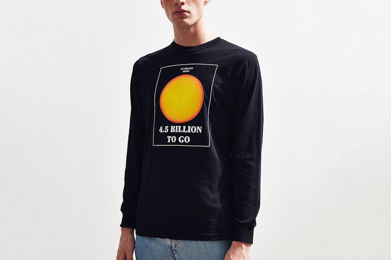 Sun Facts Longsleeve