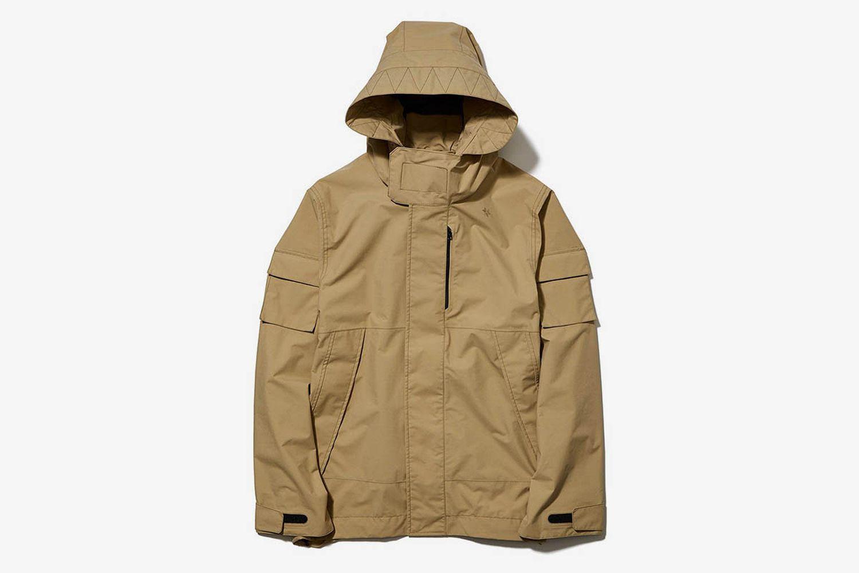 Hooded Over Jakcet