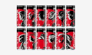 'Avengers: Endgame' Characters Featured on Limited Edition Coca-Cola Cans