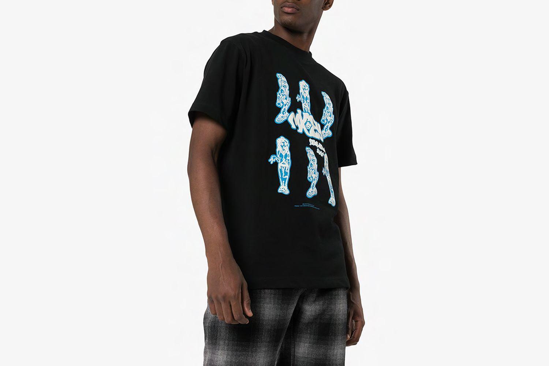 Smith Graphic-Print T-Shirt