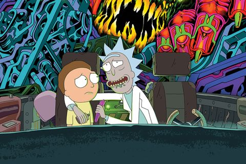 rick and morty soundtrack composer ryan elder Adult Swim Festival
