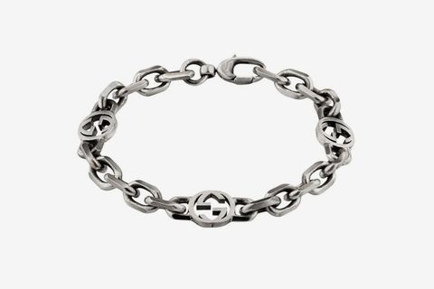 Interlocking G Chain Bracelet