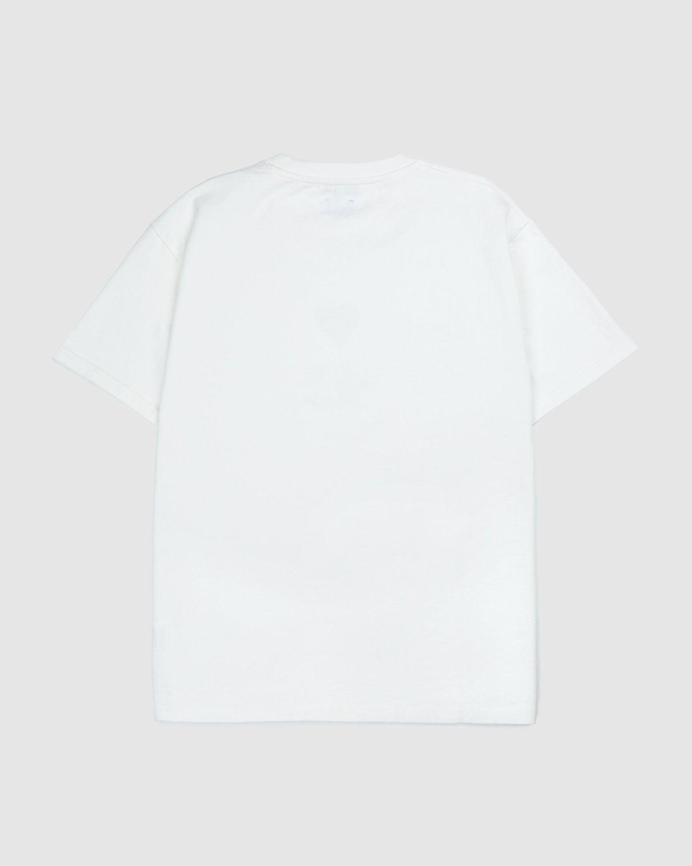 Colette Mon Amour — Heart T-Shirt White - Image 2