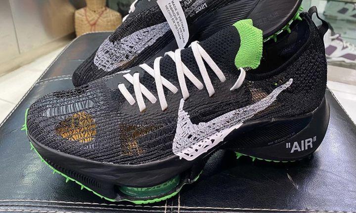 Off-White™ x Nike Air Zoom Tempo NEXT%