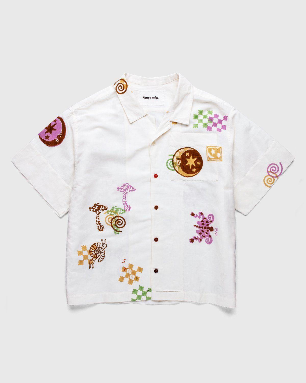 Story mfg. — Greeting Shirt Spiral Trip - Image 1