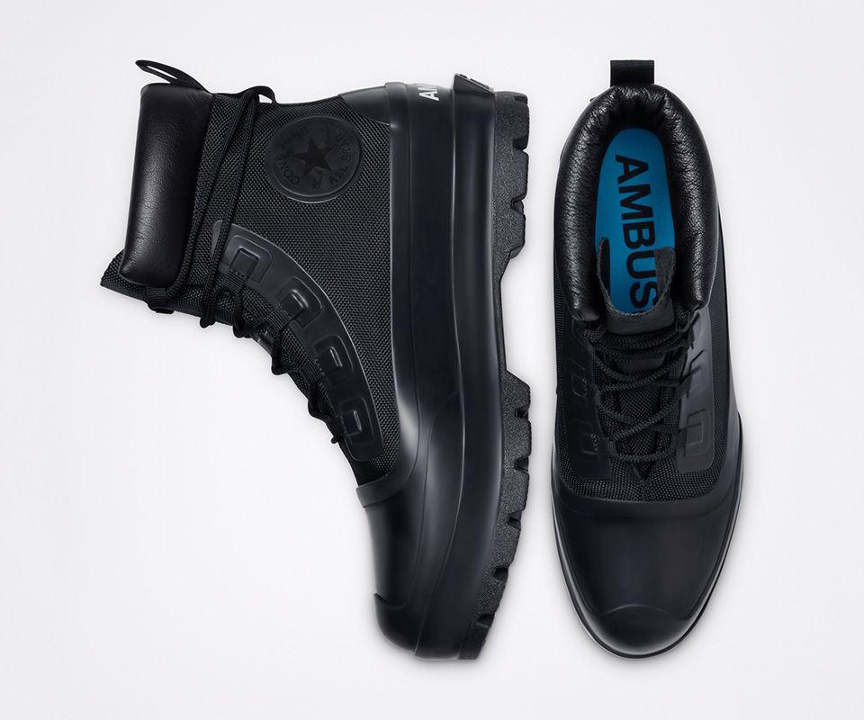 Yoon Ahn's AMBUSH x Converse Duck Boot Improves a Genderless Design 63