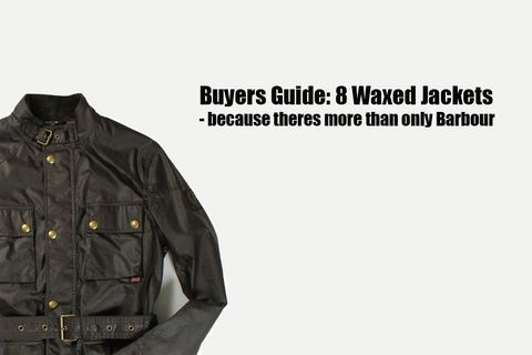 4ed815483082 A classic waxed jacket is an item most of us have in their closets. Barbour  is sure leading on the market when it comes to the  Waxed Jacket .