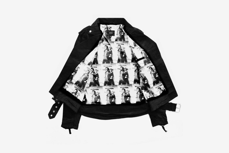 Emberton Corduroy Riders Jacket