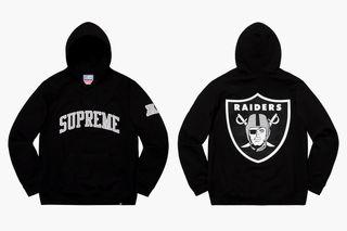 e81d4e9c Supreme x Raiders 2019 Spring Collection: Where to buy