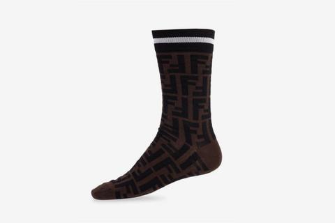 Double F Logo Socks