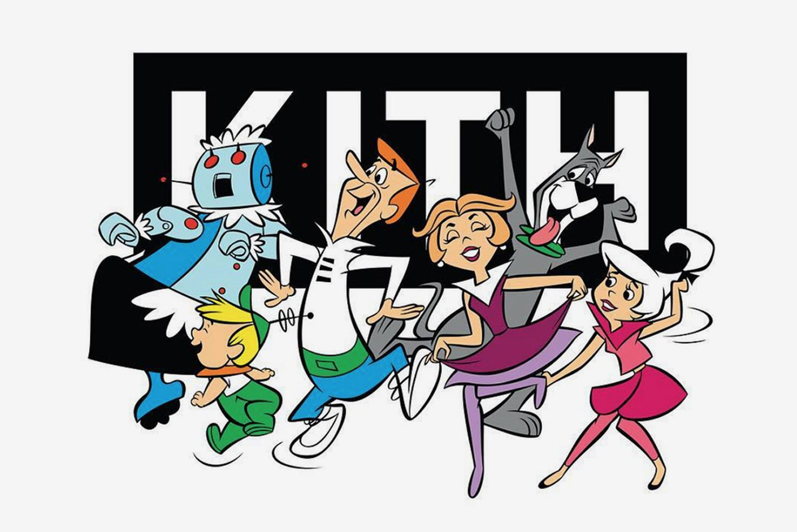 kith the jetsons collaboration ronnie fieg