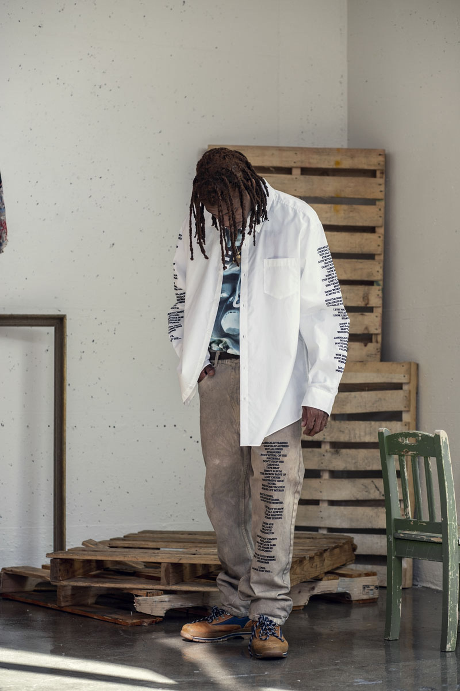 15the incorporated lookbook