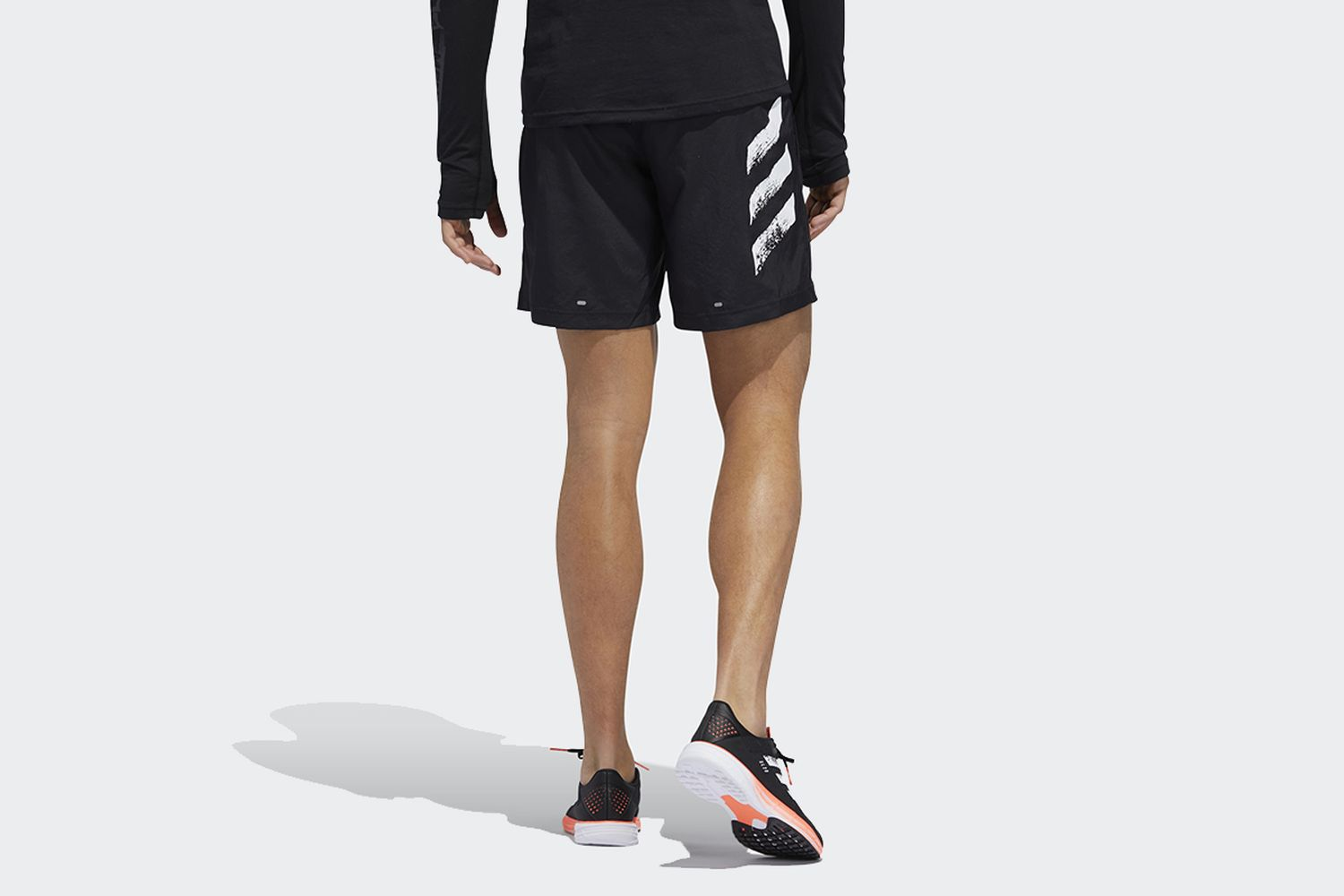 Run It 3-Stripes PB Shorts