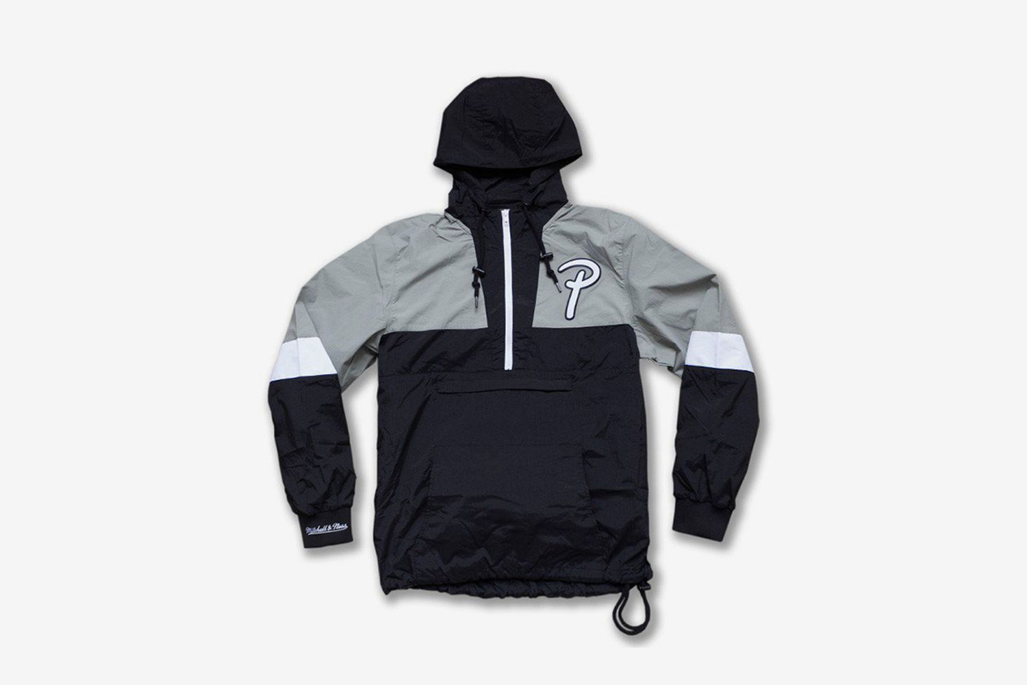 Half-Zip Windbreaker