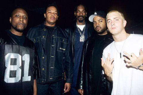 Snoop Dogg, Eminem, Dr Dre