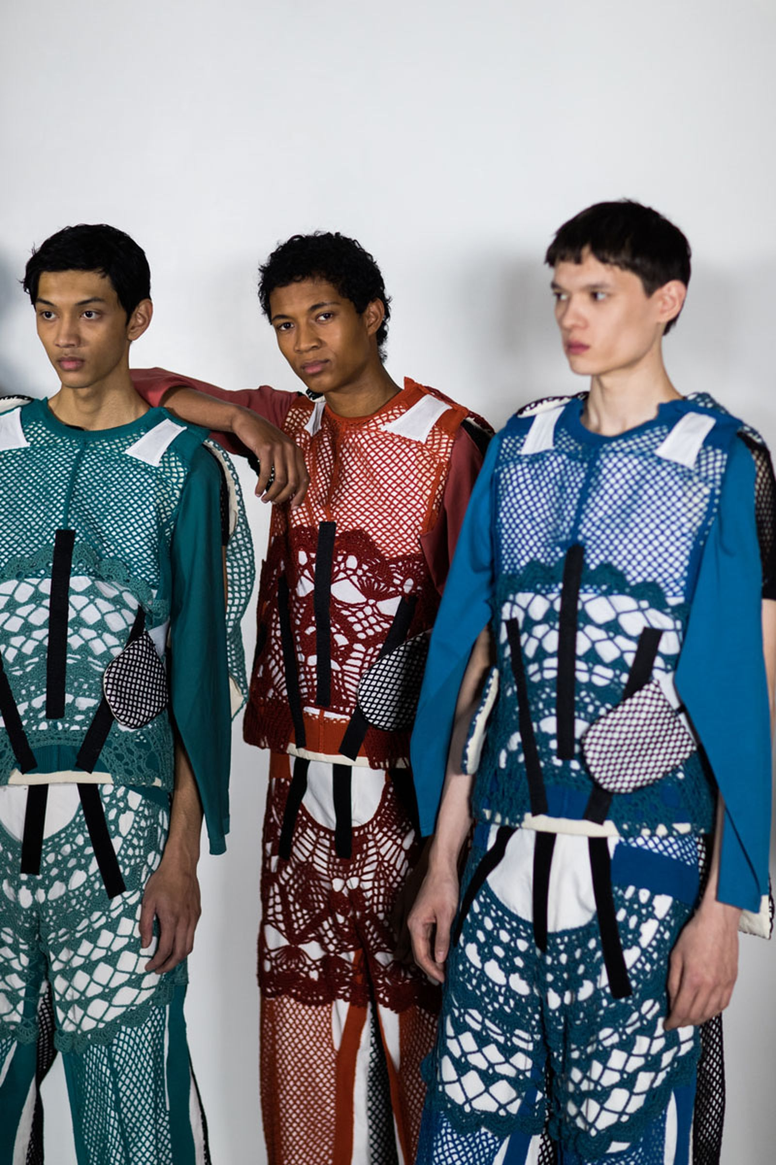 MFW19 London CraigGreen EvaAlDesnudo 01 craig green lfwm