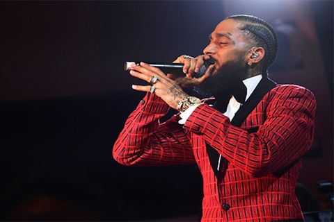 Nipsey Hussle's Marathon Clothing Under Investigation For Gang Ties