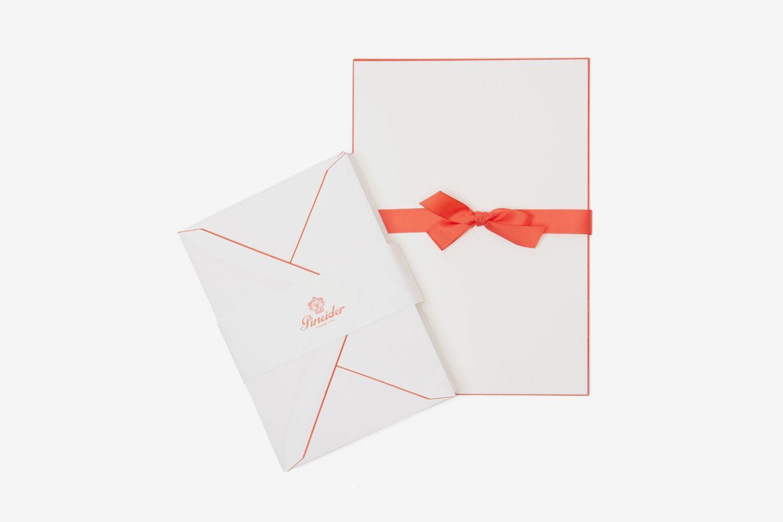 Capri Box of 24 Writing Sheets & 24 Envelopes