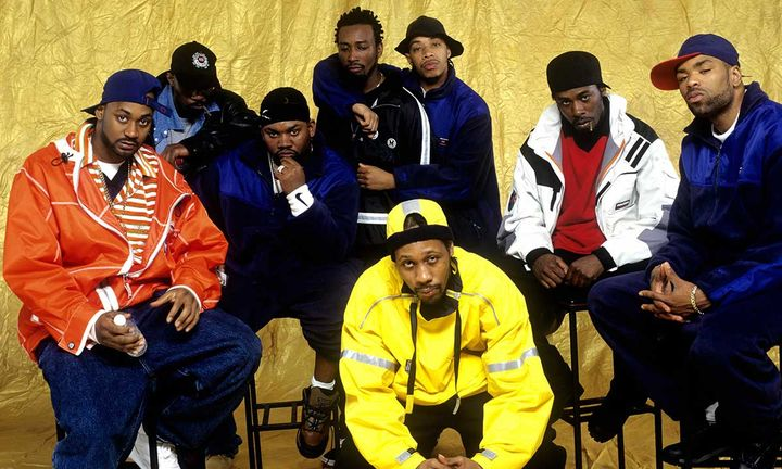 Wu-Tang Clan photo from 1997