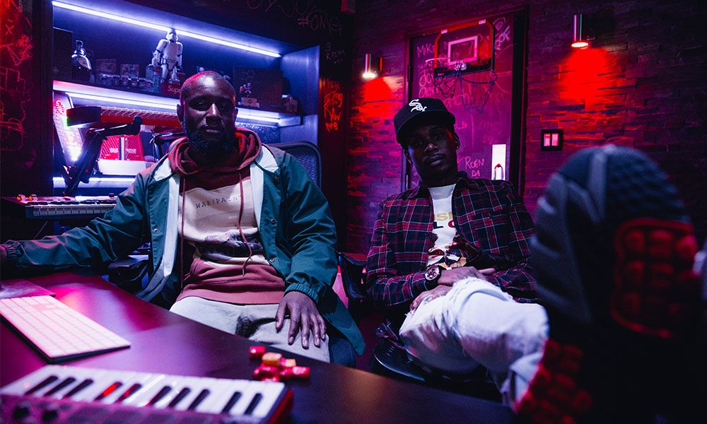 An Exclusive Look at Two Renowned Hip-Hop Producers & Their Late Night Hustle