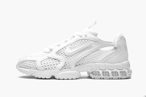 "Air Zoom Spiridon Cage 2 ""Triple White"""