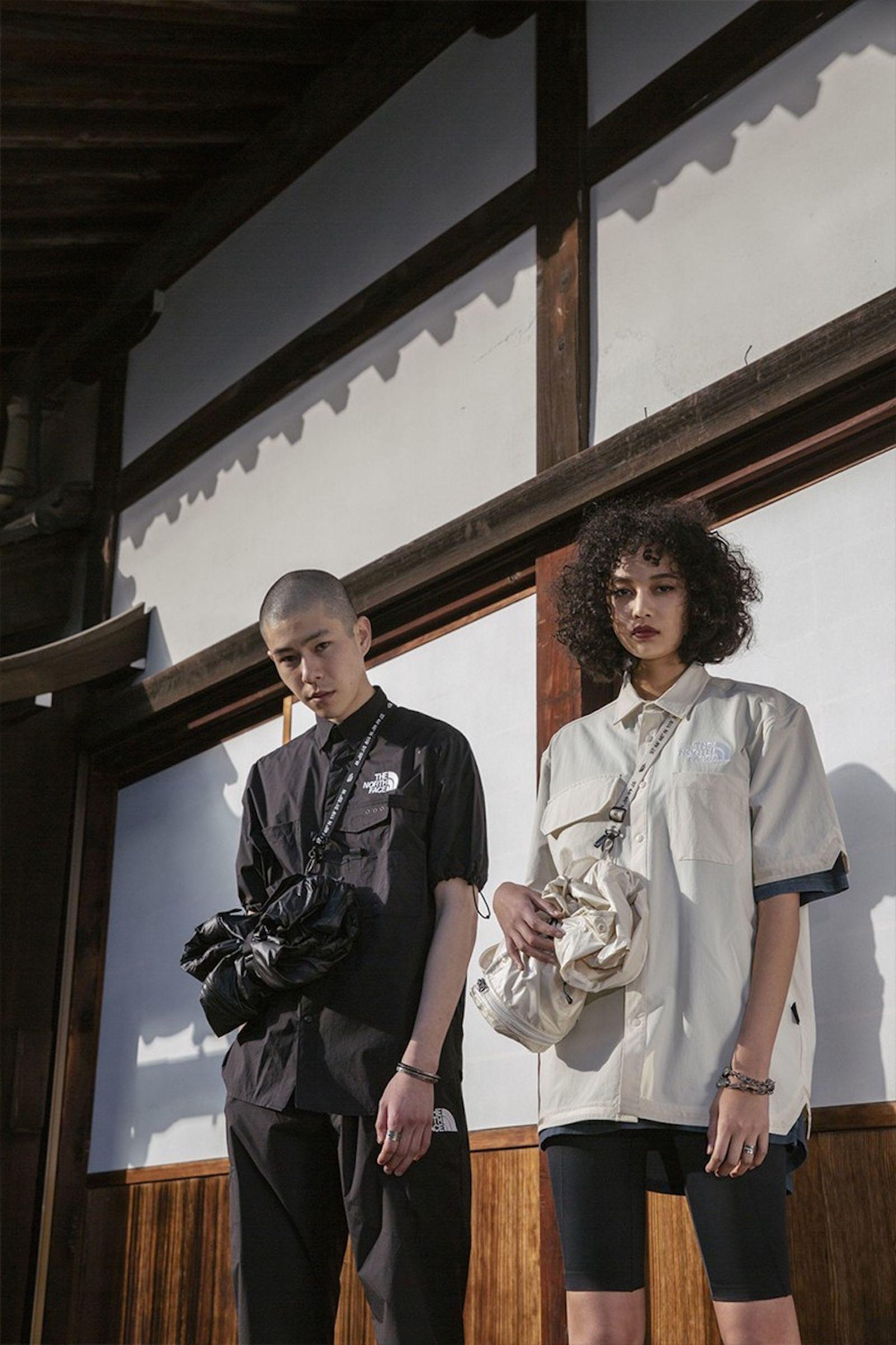 kazuki kuraishi the north face urban exploration kazuki collection ss19